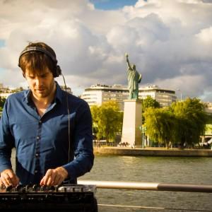 Nos DJs : Baptiste